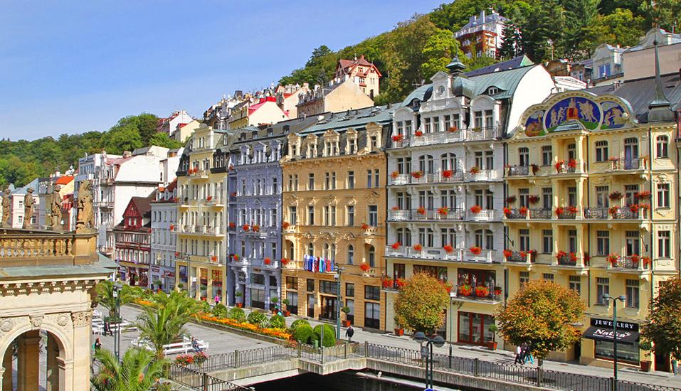 Astoria Hotel & Medical Spa, Karlsbad, Tschechien, Hotelansicht