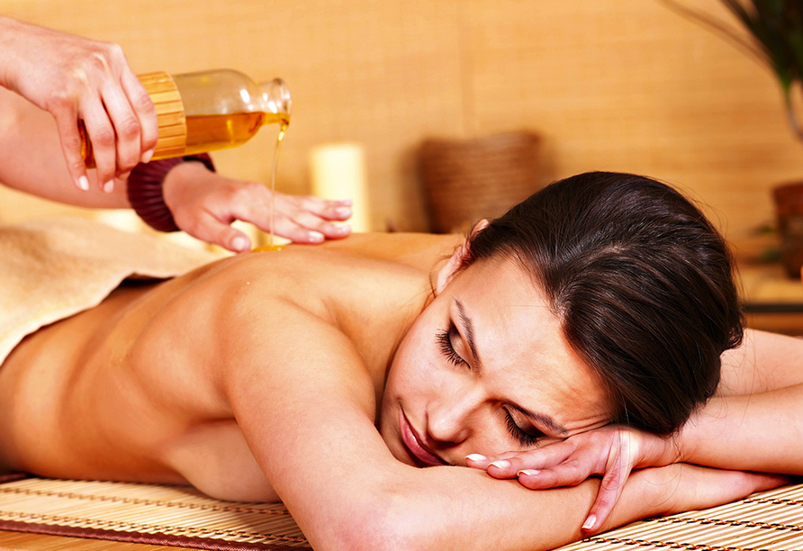 Astoria Hotel & Medical Spa, Karlsbad, Tschechien, Massage