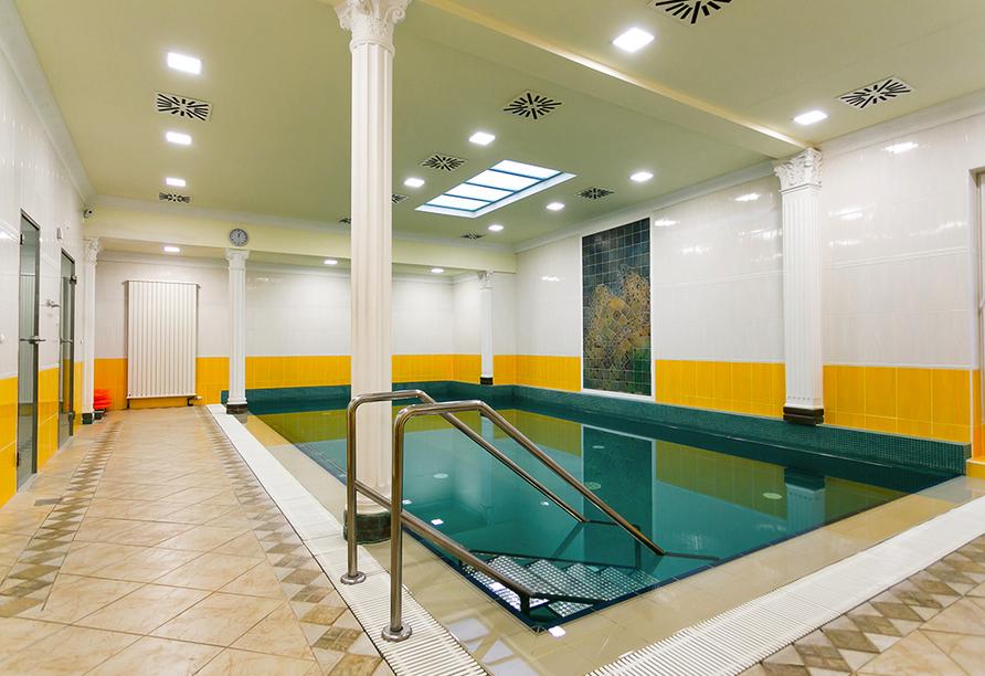Astoria Hotel & Medical Spa, Karlsbad, Tschechien, Hallenbad