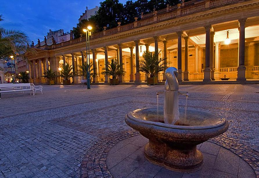 Astoria Hotel & Medical Spa, Karlsbad, Tschechien, Mühlbrunnkolonnade