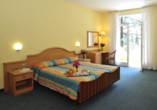 Hotel Marco Polo Garda, Beispiel Doppelzimmer