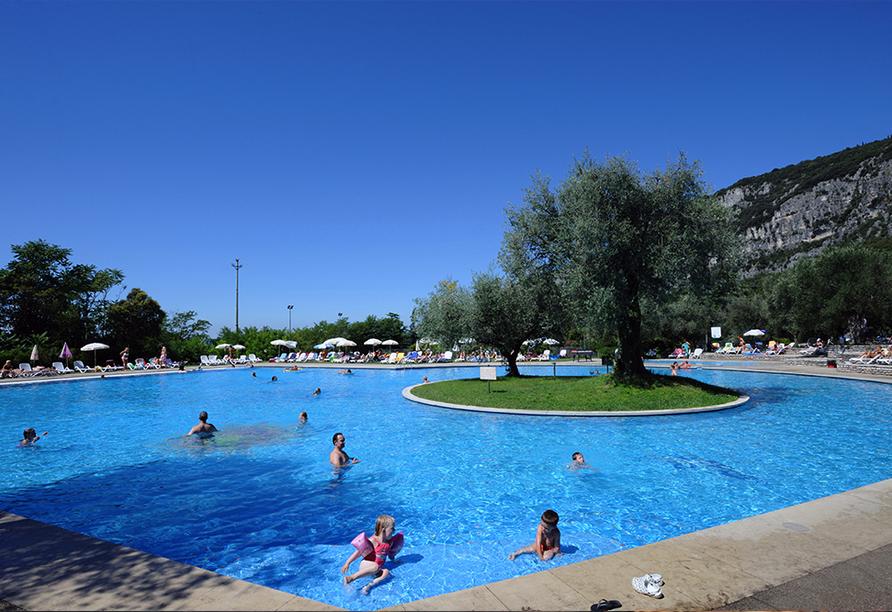 Hotel Marco Polo Garda, Pool 2