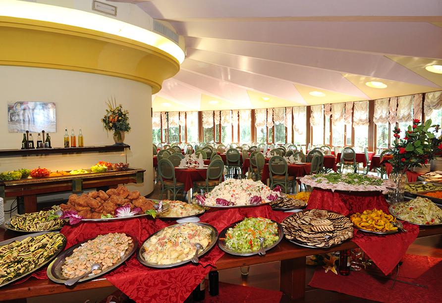 Hotel Marco Polo Garda, Buffet
