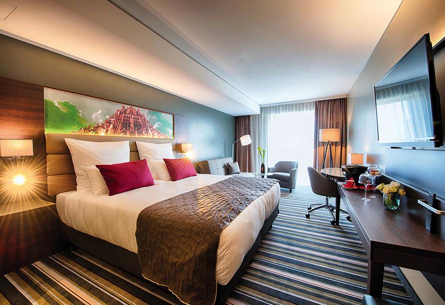 Leonardo Royal Hotel Ulm, Zimmerbeispiel