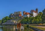 Askania Hotel Bernburg, Schloss Bernburg