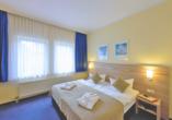 Askania Hotel Bernburg, Zimmer