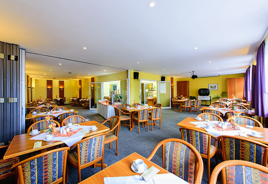 Askania Hotel Bernburg, Restaurant