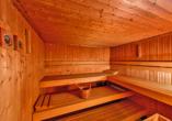 Askania Hotel Bernburg, Sauna