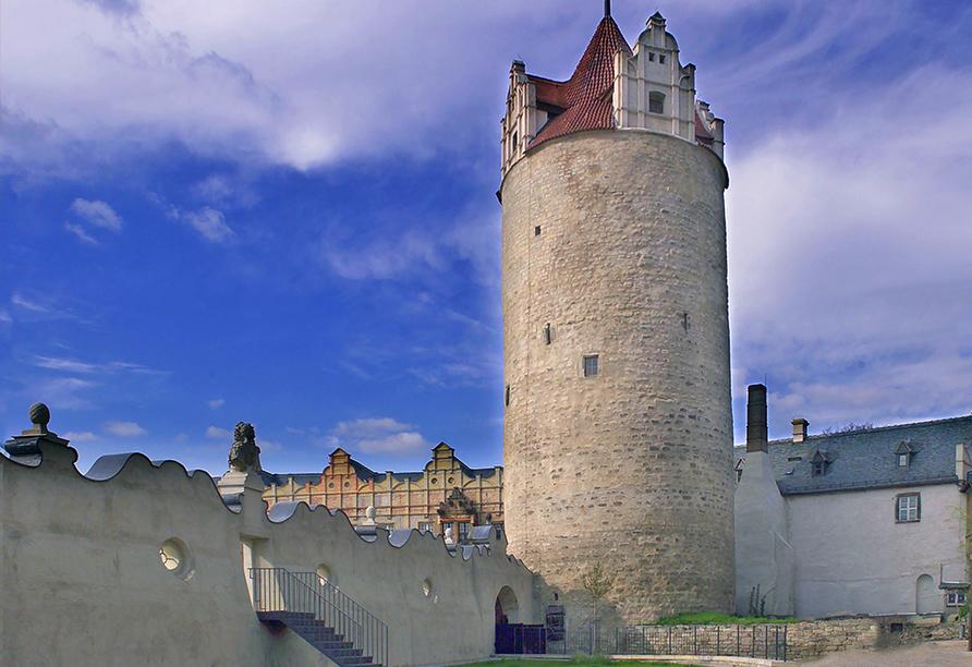 Askania Hotel Bernburg, Bernburger Turm