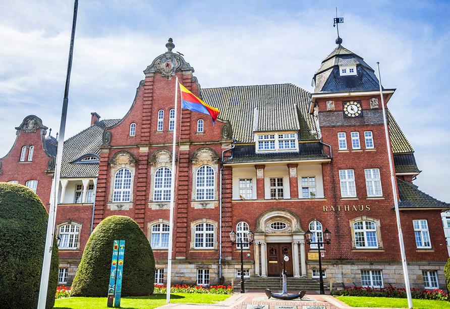 Hotel Kedi in Papenburg, Rathaus