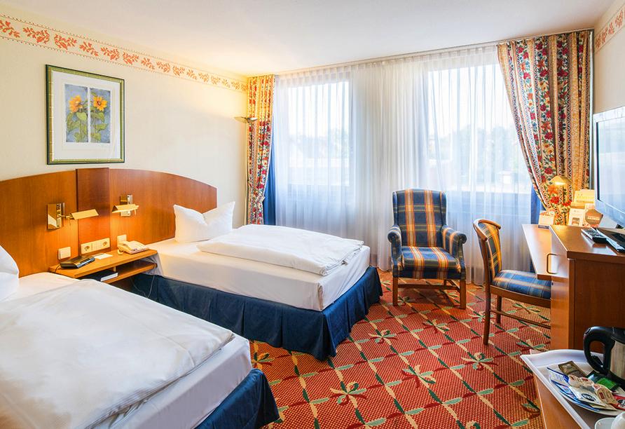 Best Western Hotel Erfurt-Apfelstädt, Zimmerbeispiel