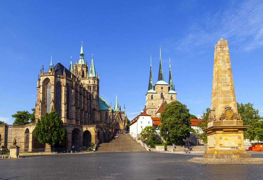Best Western Hotel Erfurt-Apfelstädt, Erfurt Dom