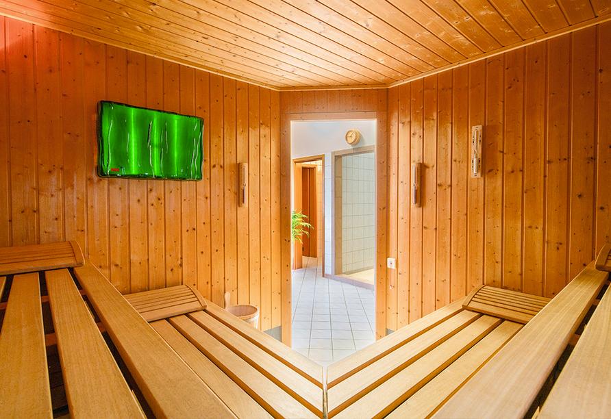 Best Western Hotel Erfurt-Apfelstädt, Sauna