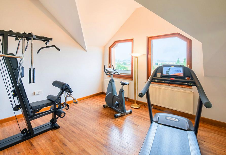 Best Western Hotel Erfurt-Apfelstädt, Fitnessbereich