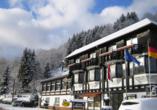 Landhotel Weinhaus Treis, Winterland