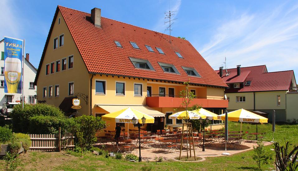 Hotel Schlosskeller in Kißlegg im Allgäu, Außenansicht