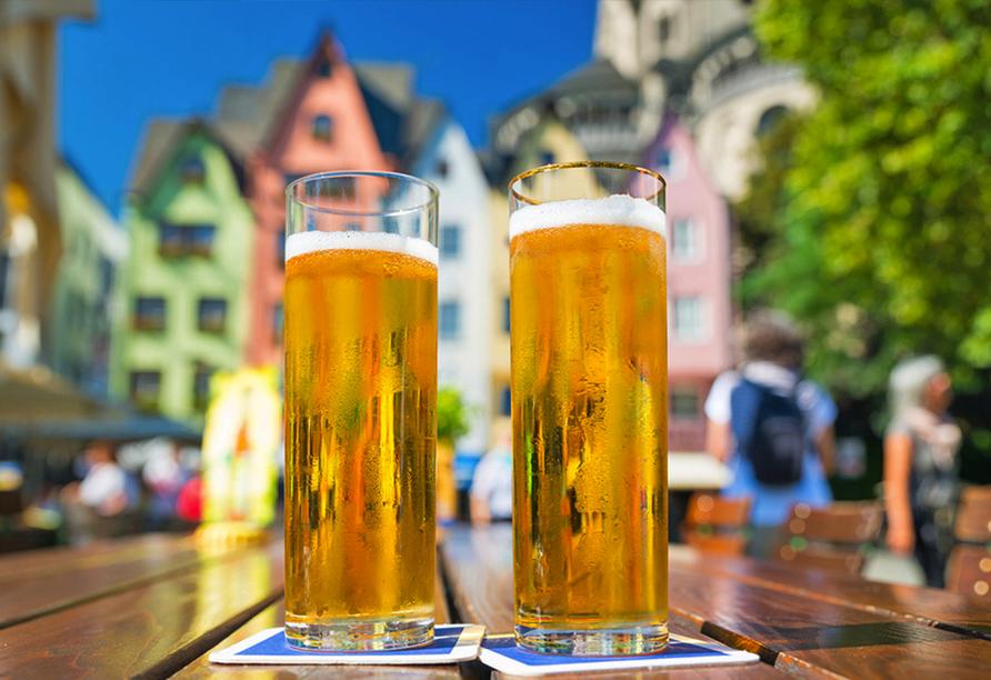 Hotel Schlosskeller in Kißlegg im Allgäu, Bier