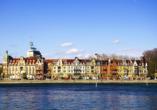 Hotel Schlosskeller in Kißlegg im Allgäu, Ausflugsziel Konstanz