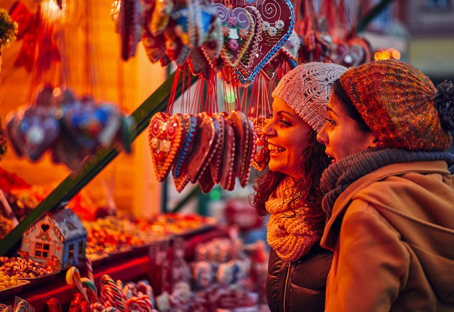 Hotel Wildeshauser Hof in Wildeshausen, Weihnachtsmarkt