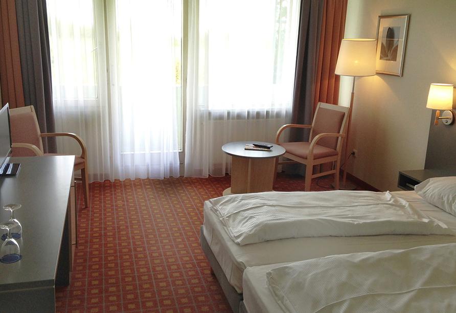 CAREA Residenz Hotel Harzhöhe in Goslar-Hahnenklee, Zimmerbeispiel