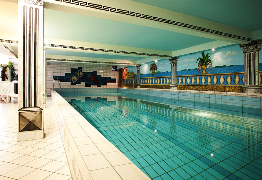 PP-Hotel Grefrather Hof in Grefrath am Niederrhein Hallenbad
