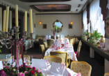 Höhenhotel Pfeifle in Baiersbronn im Schwarzwald, Restaurant