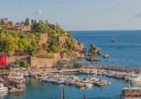 Türkische Riviera & Pamukkale, Antalya