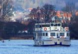 Schifffahrt Weser, Schiff
