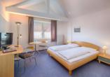 Hotel Zur Börse Schifffahrt Weser, Zimmerbeispiel