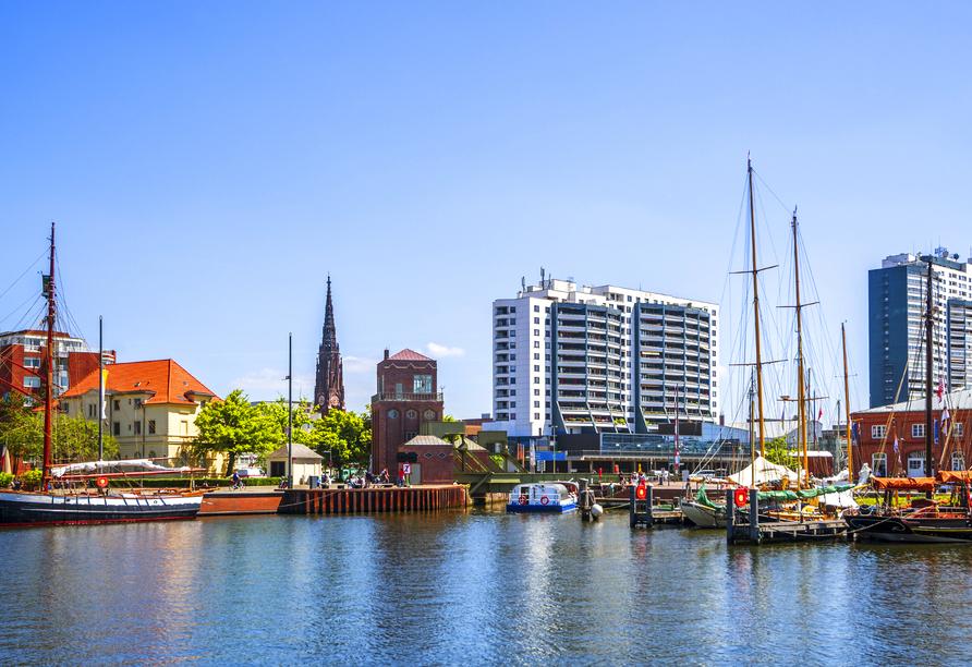 Atlantic Hotel am Flötenkiel, Bremerhaven Hafen
