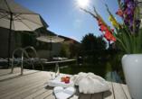 Wunsch Hotel Mürz in Bad Füssing, Natur-Außenpool