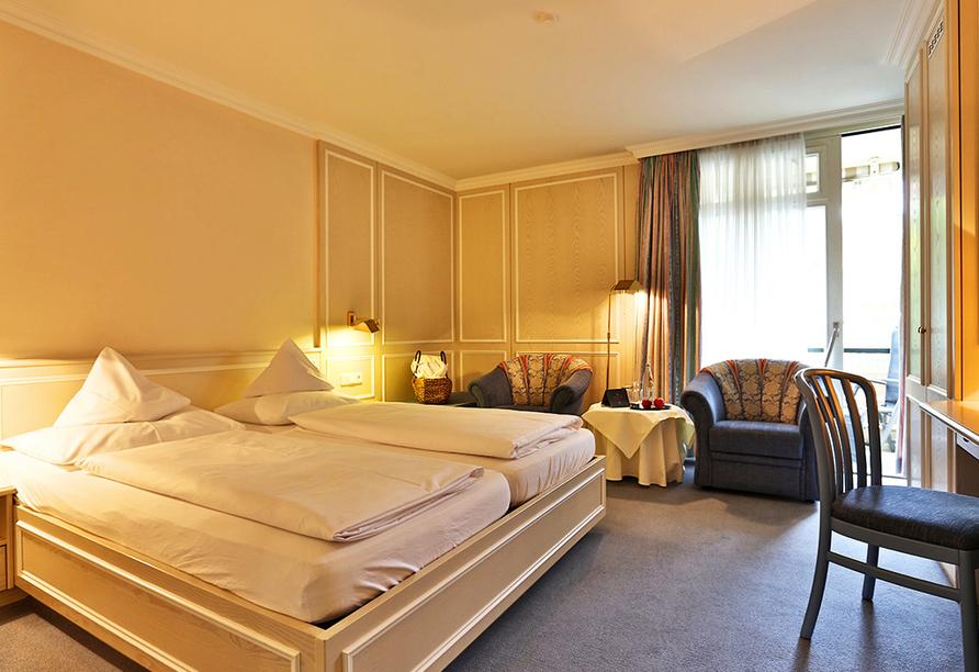 Wunsch Hotel Mürz in Bad Füssing, Zimmerbeispiel