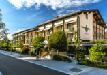 Wunsch Hotel Mürz in Bad Füssing, Außenansicht