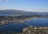 MS Nordkapp, Tromsö