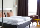 MS Nordkapp, Comfort Hotel Bergen Airport Beispiel Doppelzimmer