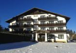 Hotel Hubertushof, Spiegelau, Bayerischer Wald, Außenansicht
