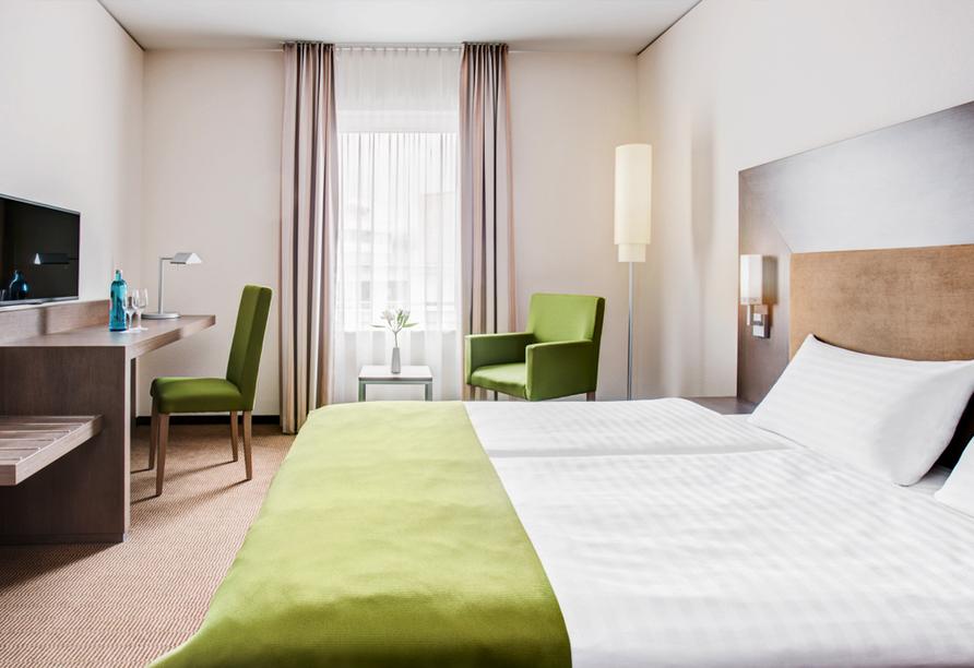 IntercityHotel Mainz, Zimmerbeispiel