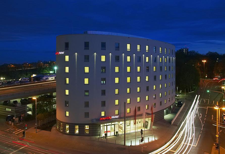 IntercityHotel Mainz, Außenansicht