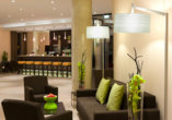 IntercityHotel Mainz, Lobbybereich