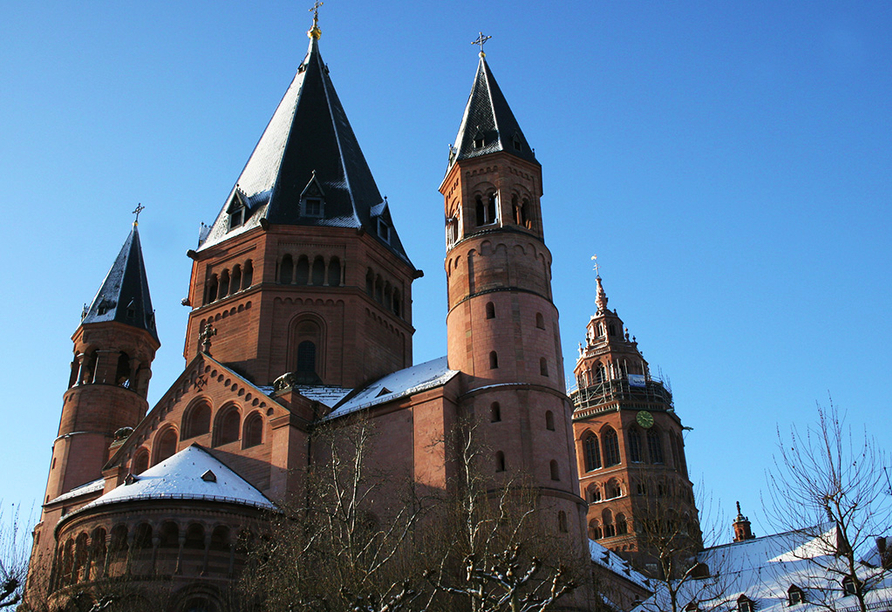 IntercityHotel Mainz, Mainzer Dom