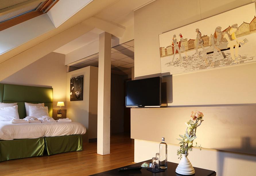 Art & Wellness Hotel Huis Ten Wolde, Zimmerbeispiel
