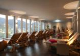 Moselstern Parkhotel Krähennest in Löf an der Mosel, Ruhebereich