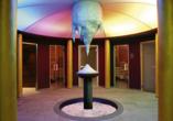 Moselstern Parkhotel Krähennest in Löf an der Mosel, Sauna