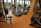 Moselstern Parkhotel Krähennest in Löf an der Mosel, Fitnessraum