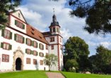 Berghotel Oberhof Thüringer Wald, Schloss Wilhelmsburg in Schmalkalden