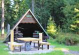 Berghotel Oberhof Thüringer Wald, Skihütte