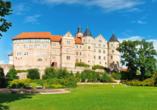 Hotel Im Kräutergarten in Cursdorf im Thüringer Wald, Ausflugsziel Schleusingen
