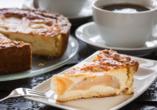 Hotel Haus Appel in Rech an der Ahr im Ahrtal, Kaffee & Kuchen