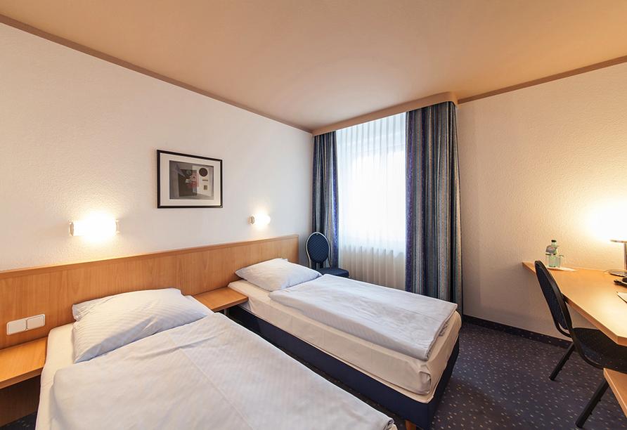 Novum Hotel am Seegraben in Cottbus, Zimmerbeispiel