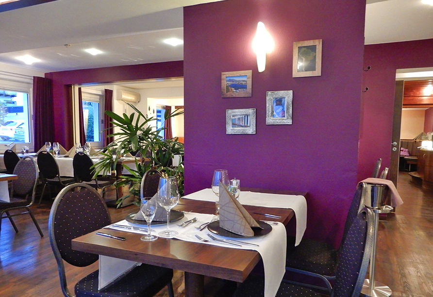 DAS Loft Hotel in Willingen, Restaurant
